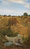 94 Degrees in the Shade, by Lawrence Alma-Tadema