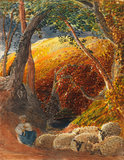 The Magic Apple Tree, by Samuel Palmer
