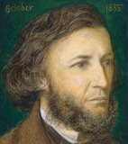 Robert Browning, by Rossetti