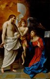 Christ appearing to the Virgin, by Guido Reni