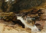 'The pot of Gartness', Drymen, by Edwin Landseer