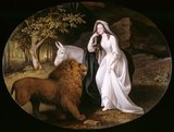 Isabella Salstonstall in 'Faerie Queene', by George Stubbs