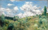 Le Grand Vent (The Gust of Wind), by Renoir