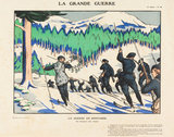 War in the mountains, La Grande Guerre