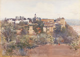 The Alhambra at Granada, by Arthur Melville