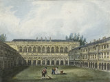 The Wren Library, Trinity College, by W. Mason