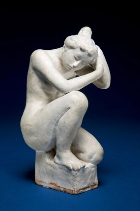Petite Baigneuse Accroupie, by Aristide Maillol