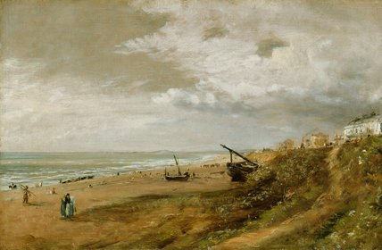 Hove Beach, by Constable