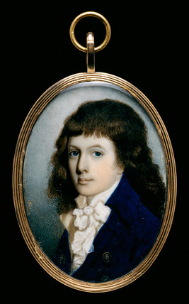 William Linley, by James Barry