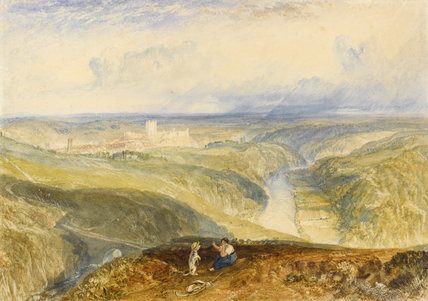 Richmond, Yorkshire, by Turner