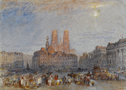 Orleans, Twilight, by Turner
