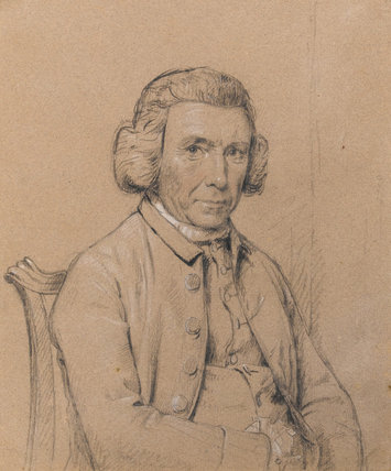 Hugh Downman, by John Downman