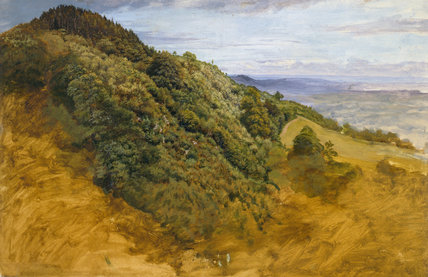View Near Redhill, by William Linnell