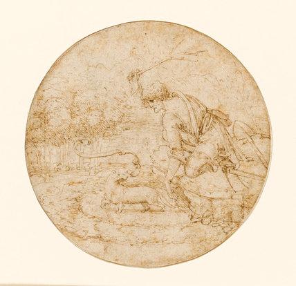 The Ermine As A Symbol Of Purity By Leonardo Da Vinci By Da Vinci