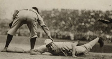 Vintage Baseball Photographs