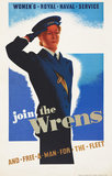Join the Wrens - and Free a Man for the Fleet