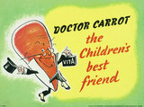 Doctor Carrot  - the Children's Best Friend