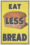 Eat Less Bread