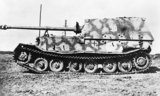 German Elefant tank destroyer.