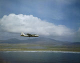 A Boeing Flying Fortress Mk IIA of No. 220 Squadron RAF, based at Benbecula in the Outer Hebrides, May 1943.
