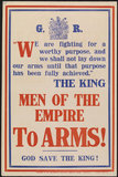 Men of the Empire - To Arms!