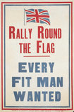 Rally Round the Flag - Every Fit Man Wanted