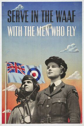 Serve in the WAAF with the Men Who Fly
