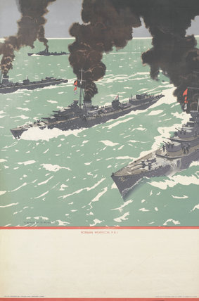 Untitled [War Savings are Warships]