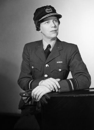 Portrait of WAAF Air Chief Commandant K J Trefusis Forbes, 24 May 1943.