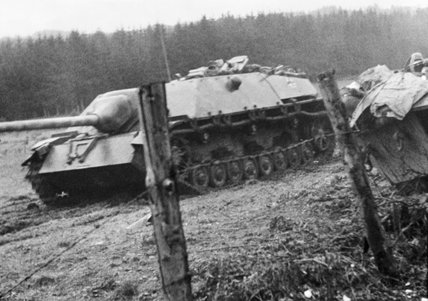 Panzer iv70 v tank destroyer also known as the jagdpanzer iv in panzer iv70 v tank destroyer also known as the jagdpanzer iv in action during the german counter offensive in the ardennes december 1944 publicscrutiny Gallery