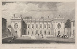 Burlington House, Piccadilly, from 'London and its environs in the nineteenth century', London, [1829-31]