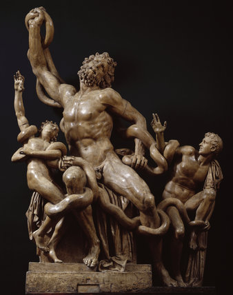 Laocoön and his Sons (Roman version of a lost Greek original)