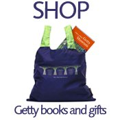 Getty books and gifts