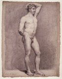 Academy Study of the Male Nude, 1764