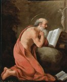 St Jerome in Penitence