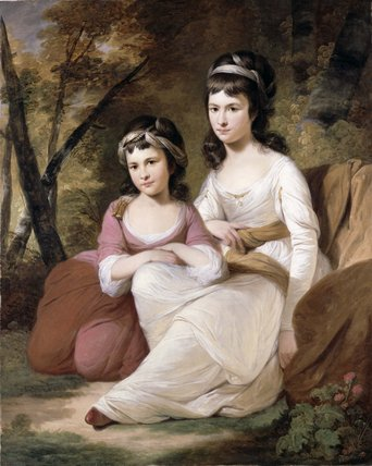 Eliza and Mary Davidson