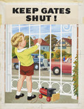 Keep Gates Shut!
