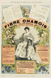 Advertisement, Fibre Chamois, January 1, 1896