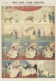 Comic Section, January 15, 1905