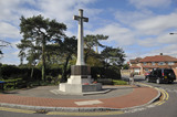 The war memorial in Bexley; 2009