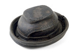 Fishporter's hat of Billingsgate Market; 1930-1969