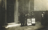 Human Letters to Downing Street: 1909
