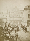 Covent Garden Market;  c.1860