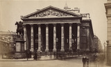 The Royal Exchange; c.1875