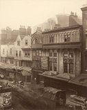 Old Houses, Aldgate: c.1882