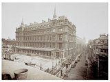Cannon Street Station Hotel; 1888