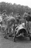 The Scouts Annual Soapbox Derby at Crystal Palace;1955