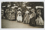 The 'Famous Women' Pageant of the Women's Coronation Procession;