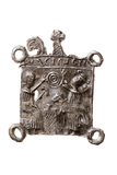 Pilgrim badge of St Eloi: Late 13th century