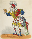 Senr Paulo as Clown: 19th century